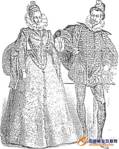 古代衣服简笔画女装
