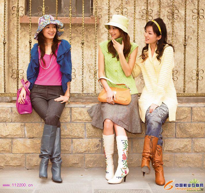 07年夏季流行服装搭配 女生