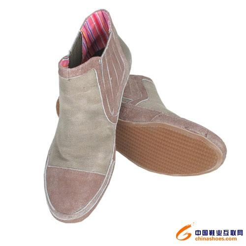男式帅气鞋子