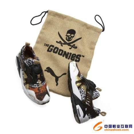 电影主题鞋子,puma推出限量鞋款