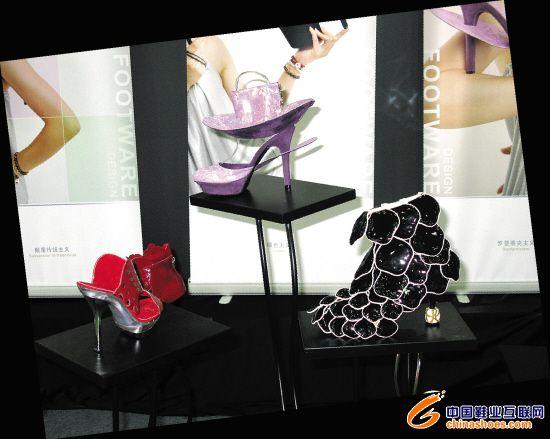 概念鞋设计独特受青睐